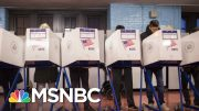Voter Suppression Still Occurs, 55 years After Voting Rights Act | The Last Word | MSNBC 4