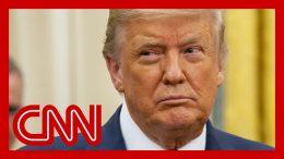 Trump on US coronavirus deaths: 'It is what it is' 6