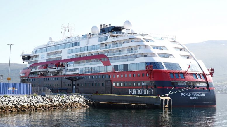 COVID-19 rips through Norwegian cruise ship, 41 confirmed cases 1