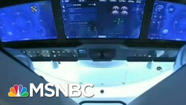 NASA Astronauts Return To Earth On SpaceX's Crew Dragon | MSNBC 6