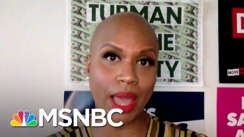 Rep. Ayanna Pressley: Preventing An 'Eviction Tsunami' Is A Matter Of Public Health | MSNBC 1