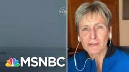 Former NASA Astronaut On How Long Term Space Travel Affects The Body | MSNBC 5