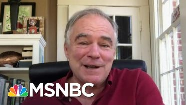 Tim Kaine On VP Vetting: 'Everything You've Ever Said And Done Is Under Intense Scrutiny' | MSNBC 6