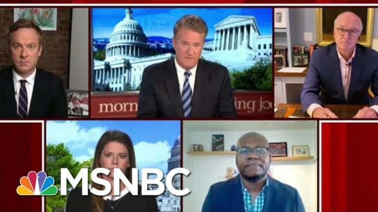 Joe To GOP: Hold Trump Accountable On The Pandemic | Morning Joe | MSNBC 1