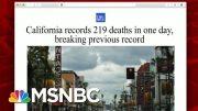 Dr. Birx Warns U.S. Is In New Phase Of Coronavirus | Morning Joe | MSNBC 3