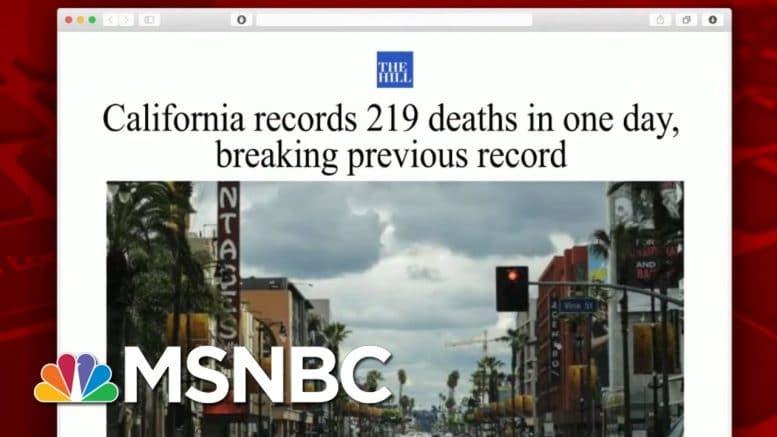 Dr. Birx Warns U.S. Is In New Phase Of Coronavirus   Morning Joe   MSNBC 1