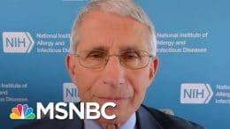 Fauci Concerned With Warning Signs Of A Virus 'Resurgence' In States Like KY, TN | MSNBC 7