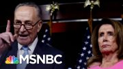 White House Resumes Relief Talks With Democratic Leaders | MSNBC 4