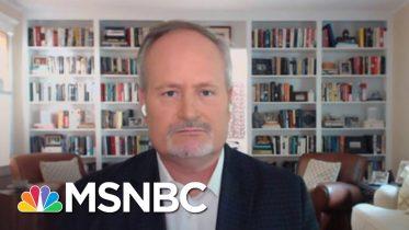 Tim O'Brien On Cy Vance's New Investigation Into Trump' | Deadline | MSNBC 10