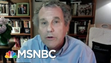 'Inexplicable': Sen. Brown On GOP Leaving Town As Unemployment Benefits Expire | All In | MSNBC 6