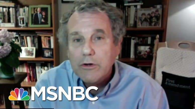 'Inexplicable': Sen. Brown On GOP Leaving Town As Unemployment Benefits Expire | All In | MSNBC 1