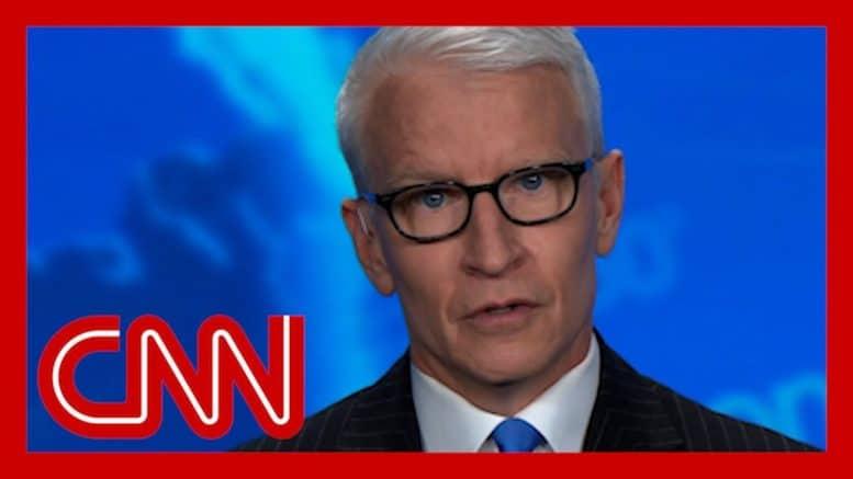 Trump's coronavirus claim leaves Anderson Cooper astonished 1
