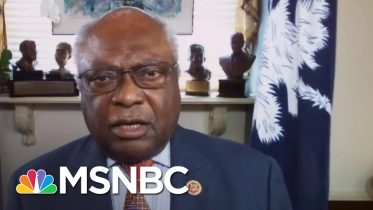 Rep. Clyburn On Coronavirus Relief Plan: 'I'm Not For Extending Anything With Cuts' | MSNBC 6