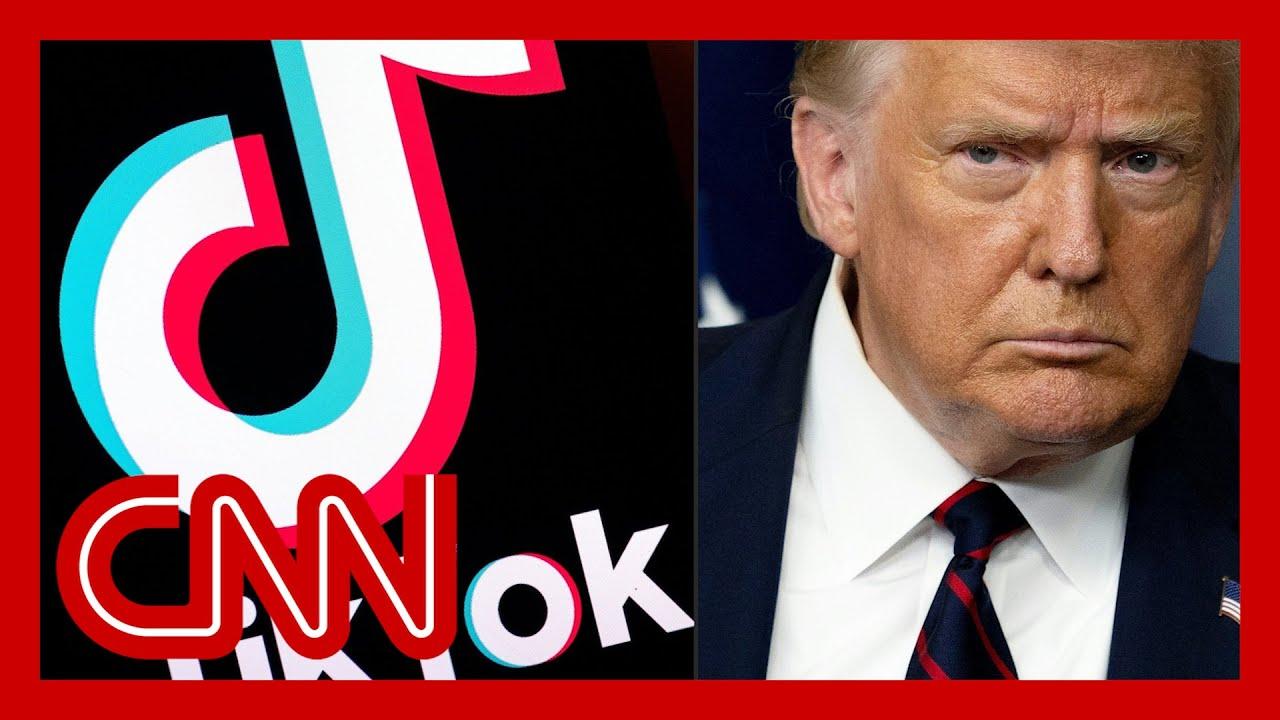 Trump signs order banning TikTok and WeChat in 45 days 3