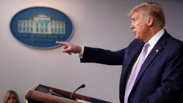 Will the 2020 U.S. election be U.S. President Trump vs COVID-19? 6