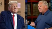 """Who would do this? Oh, President Trump"": Doug Ford tears into U.S. administration over new tariffs 3"