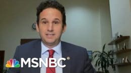 Schatz Slams Esper For Allowing Trump Appointment Of 'Racist Nutball' To Pentagon | All In | MSNBC 7