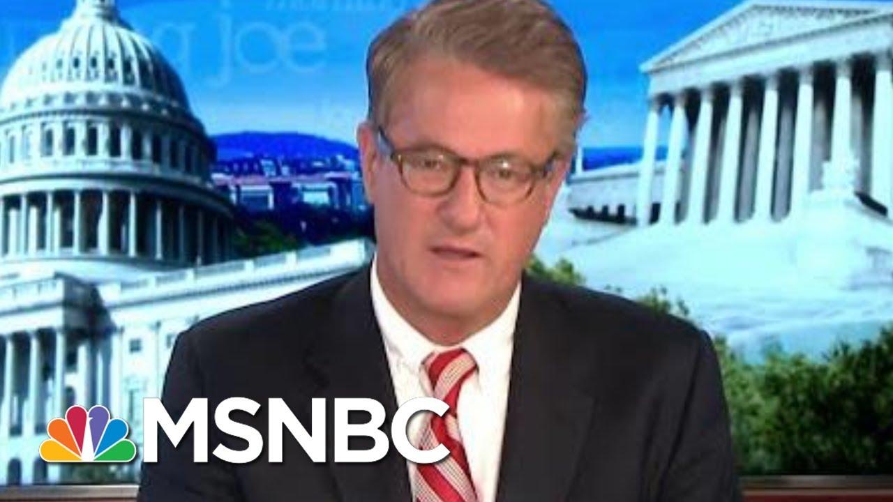 Joe: Trump Tries To Undermine Public's Faith In U.S. Democracy | Morning Joe | MSNBC 9