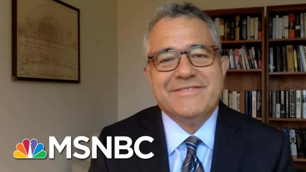 Jeffrey Toobin's New Book Examines The Mueller Investigation | Morning Joe | MSNBC 8
