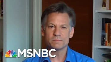 Lebanon Officials Call For Blood Donations As Beirut Explosion Injures Hundreds | MSNBC 6