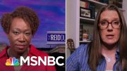 Is Mary Trump Concerned About Whether Trump Will Accept 2020 Election Results? | The ReidOut | MSNBC 4