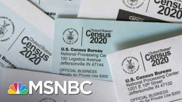 Voting Rights Expert Says Early End To Census Count Could Be 'Disastrous'   The Last Word   MSNBC 5