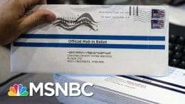 Trump Stokes Fears Of Mail-In Voting Fraud While Telling Floridians To Vote By Mail | MSNBC 6