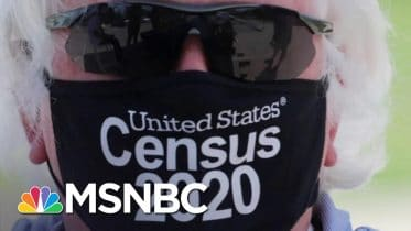 Trump Hedges Bet Against 2020 Win With Early Census Data Grab | Rachel Maddow | MSNBC 6