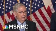 McConnell Would Support Extending Benefits If Trump Backs It | Morning Joe | MSNBC 3