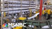 Shortage Of Clorox Disinfecting Wipes To Last Into 2021, Says CEO | Morning Joe | MSNBC 4