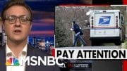 How Trump Is Slowing Down The Post Office In The Year Of The Mail-In Ballot | All In | MSNBC 4