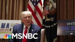 Trump Weighs In On Nevada's Mail-In Voting Plan On Twitter | Morning Joe | MSNBC 4