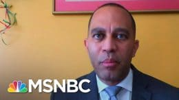Rep. Jeffries: Congress Virus Relief Plan 'Must Make A Difference' | Stephanie Ruhle | MSNBC 6