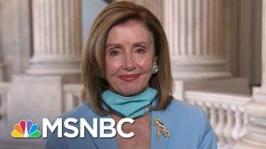 'Very Wrong' For Trump To Consider The White House For Convention Speech   Andrea Mitchell   MSNBC 6