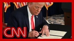 President Trump signs executive actions targeting economy 3