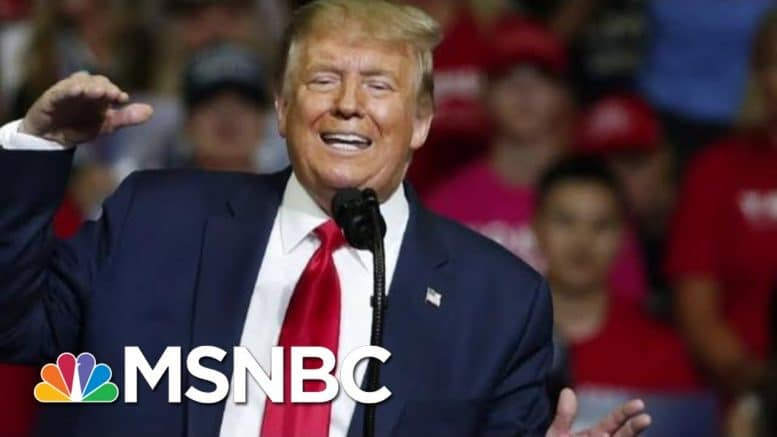 Trump's Tax Nightmare Comes True As NY D.A. Probes Fraud, Demands Taxes | MSNBC 1