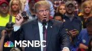 As Trump Trails Biden, 2020 Aide Pressed On Broken Jobs Pledge, Obama-Biden Economy   MSNBC 4