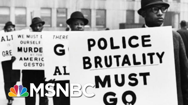 Debunking The New Racial Profiling Defense From Trump And A.G. Barr | MSNBC 1