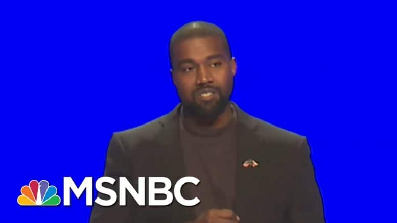 How The GOP Is Trying To Use Kanye West   All In   MSNBC 1