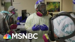 Dr. Melendez: COVID-19 Hot Spot In Hidalgo County, Texas 'Extremely Painful' | The Last Word | MSNBC 4