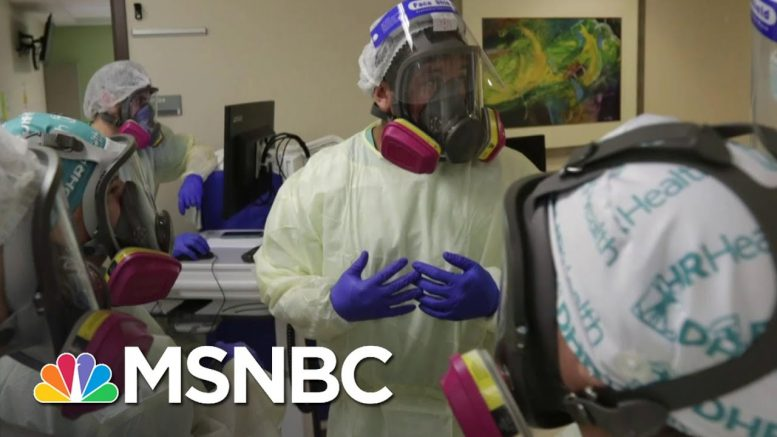 Dr. Melendez: COVID-19 Hot Spot In Hidalgo County, Texas 'Extremely Painful' | The Last Word | MSNBC 1