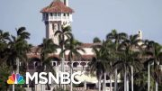 New Book Claims Epstein Was Once A Member Of Mar-A-Lago | Morning Joe | MSNBC 5