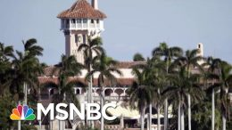New Book Claims Epstein Was Once A Member Of Mar-A-Lago | Morning Joe | MSNBC 3
