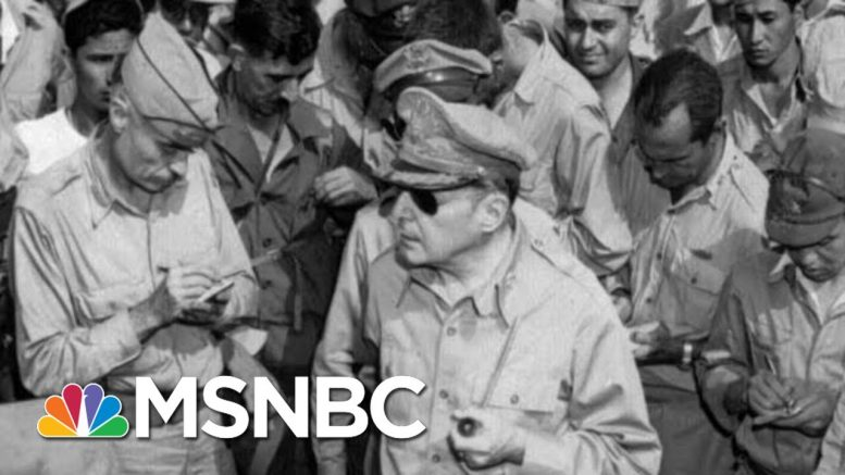 Book Follows Reporter Who Uncovered Hiroshima Cover-Up   Morning Joe   MSNBC 1