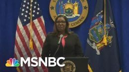 'No One Is Above The Law': N.Y. AG Files Lawsuit To Dissolve NRA | Craig Melvin | MSNBC 3