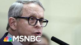 Ohio Governor Tests Positive For COVID-19, Has Existing Respiratory Issues | MSNBC 8
