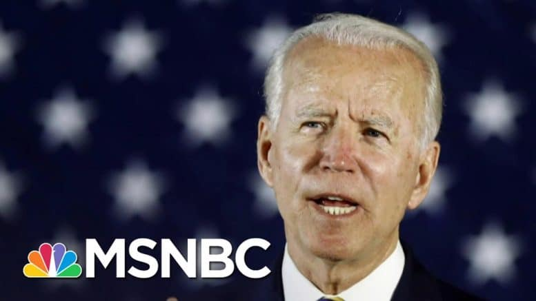 Why Joe Biden May Be Exactly What The Country Needs Right Now | Deadline | MSNBC 1