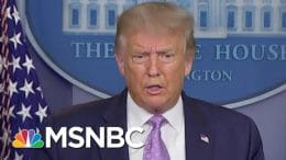 Trump's Favorite Forums For Disinformation Finally Reached Their Red Lines | Deadline | MSNBC 5