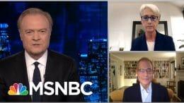 Stengel: 'It's Absolute Denialism' That Trump Didn't See Russia Bounty Intel | The Last Word | MSNBC 9
