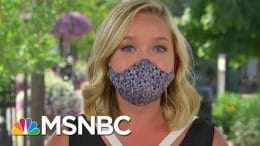 County To County: Kent County Voters Feeling 'Politically Homeless' | MTP Daily | MSNBC 7